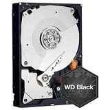 WD Black 1TB [WD1003FZEX] - Hdd Internal Sata 3.5 Inch